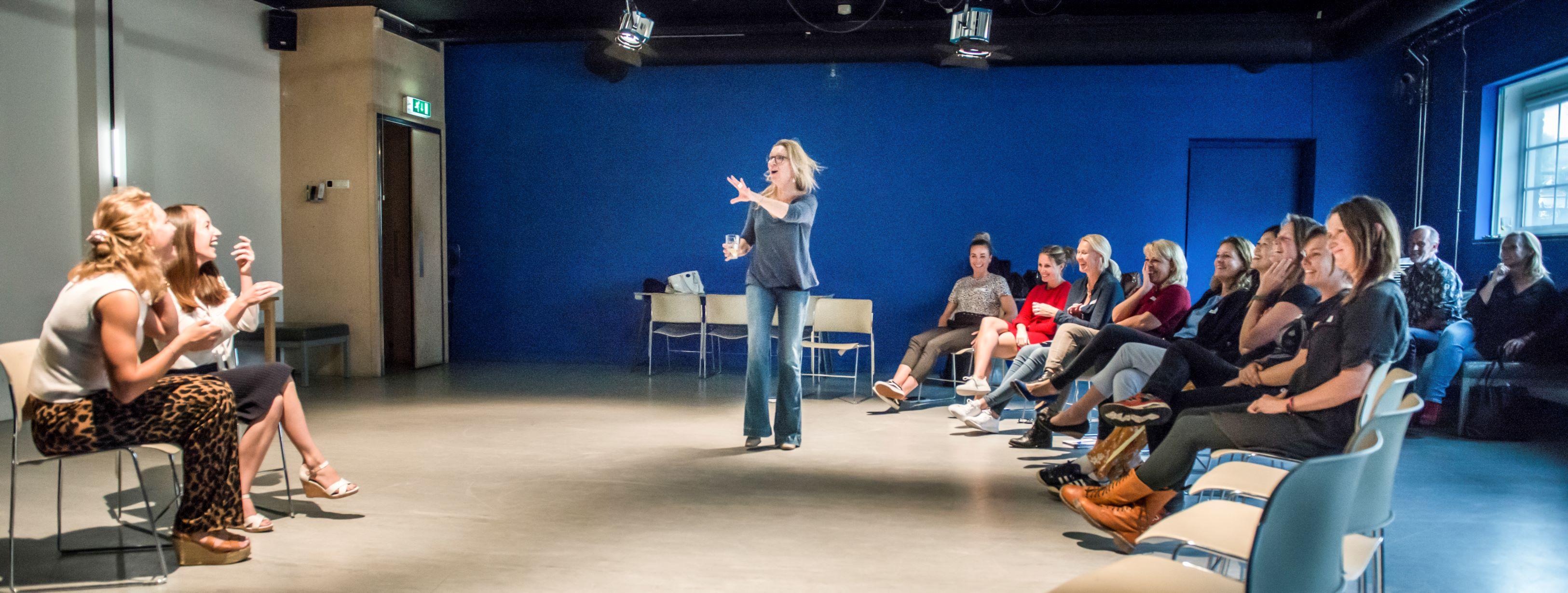 Workshop communicatie & regie