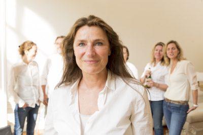 Oprichter Klara Uleman