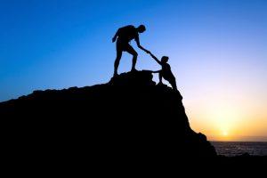 Elkaar helpen en coachen