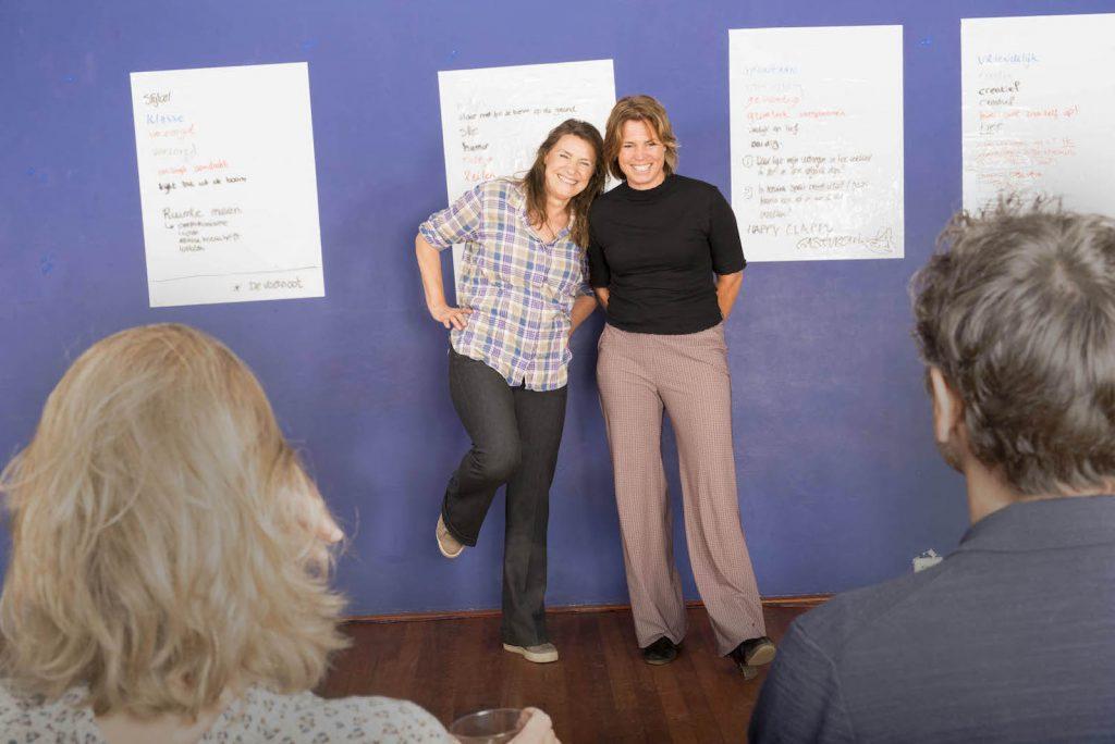Koaching Akademie Klara Uleman & Mascha van Wijnen
