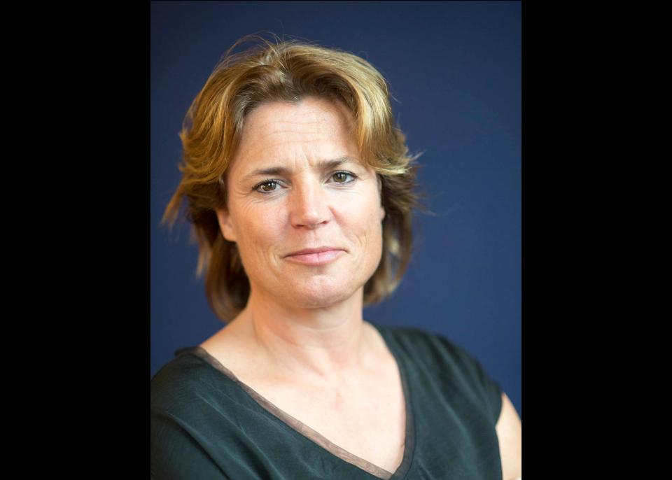 Mascha van Wijnen, eigenaar Koaching Akademie