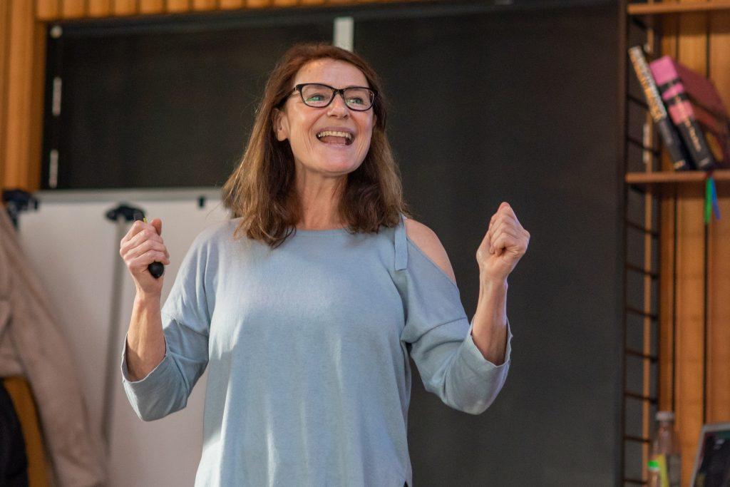 Klara Uleman, persoonlijk leiderschap en creativiteit en