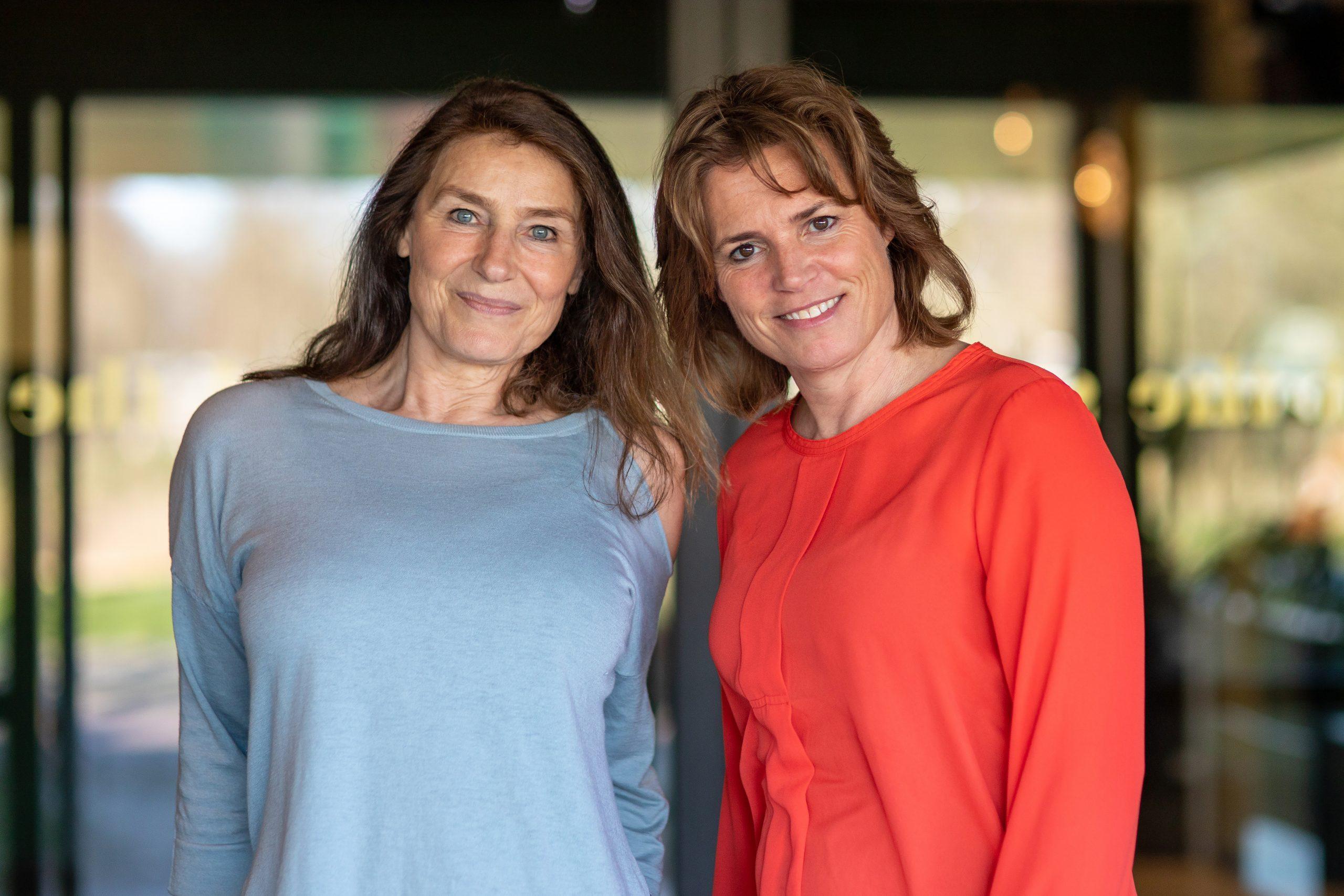 rainers in creatief leiderschap Klara Uleman & Mascha van Wijnen
