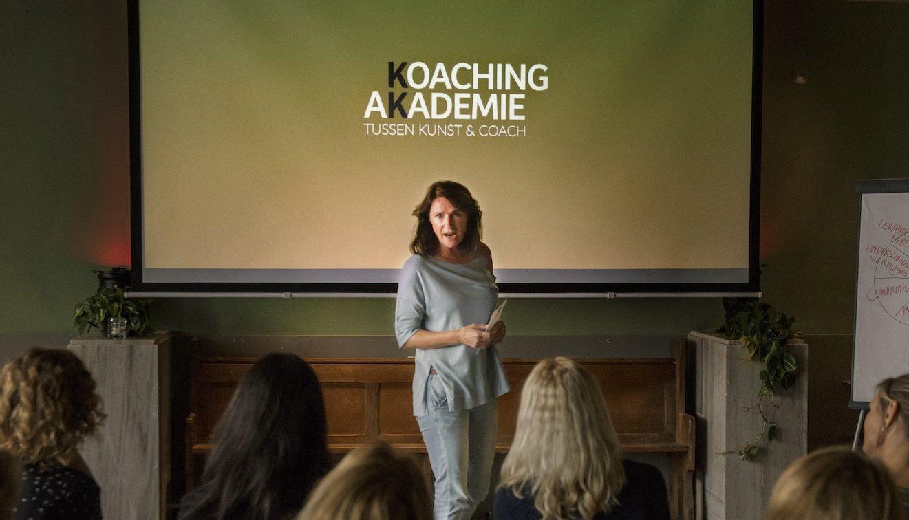 Klara Uleman vertelt over persoonlijk leiderschap